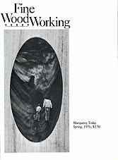 Fine Woodworking 002 - Spring 1976