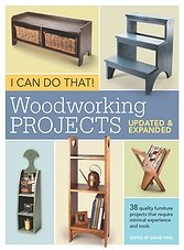 I Can Do That! Woodworking Projects - Updated and Expanded (ePub)