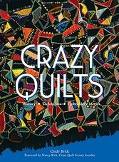 Crazy Quilts: History - Techniques - Embroidery Motifs (ePub)