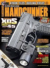 American Handgunner - March/April 2013