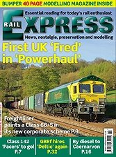 Rail Express - June 2013