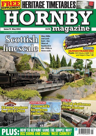 Hornby Magazine - May 2013