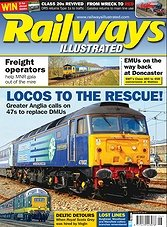 Railways Illustrated  - June 2013