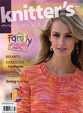 Knitter's Magazine - Summer 2013