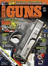 Guns Magazine - March 2013