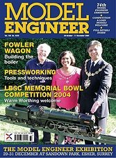 Model Engineer 4233 - 29 October-11 November 2004
