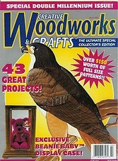 Creative Woodworks  & crafts #069 - March 2000