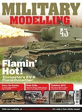 Military Modelling Vol.42 No.9  - 31 August 2012