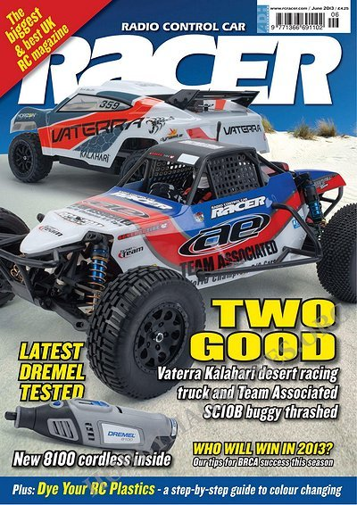 Radio Control Car Racer - June 2013
