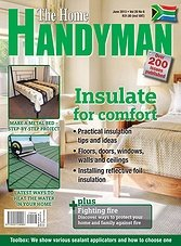 The Home Handyman - June 2013 (South Africa)