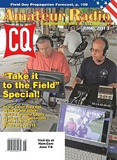 CQ Amateur Radio - June 2013