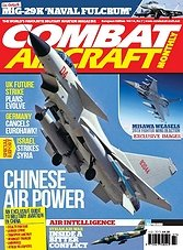 Combat Aircraft  - July 2013