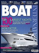 Boat International - February 2013