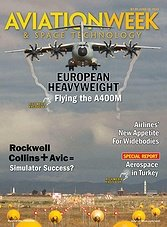 Aviation Week & Space Technology - 10 June 2013
