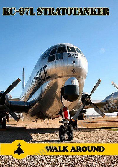 KC-97L Stratotanker Walk Around