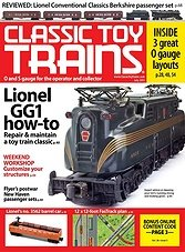 Classic Toy Trains - July 2013