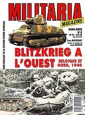Armes Militaria Magazine HS 08 - Blitzkrieg in the west Belgium And Nord, 1940