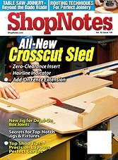 ShopNotes Issue 130 - July/August 2013