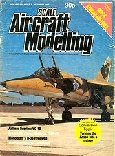 Scale Aircraft Modelling Vol 03 No 03 - December 1980