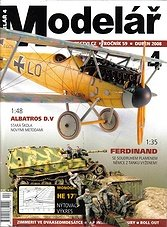 Modelar - April 2008 (Czech)