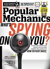 Popular Mechanics - January 2013
