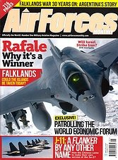 Air Forces Monthly - May 2012