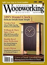 Popular Woodworking 205 - August 2013