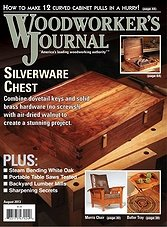 Woodworker's Journal - August 2013