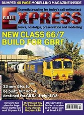 Rail Express - July 2013