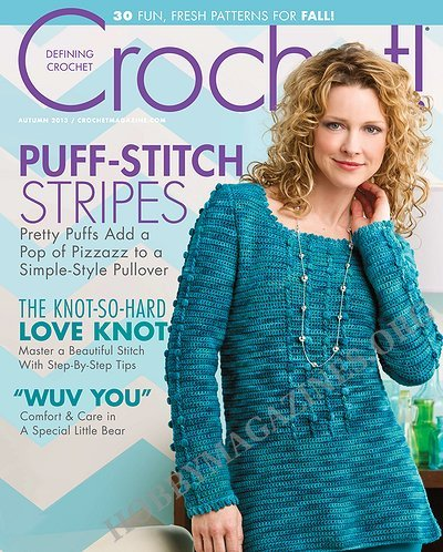 Best Crochet Magazines : THE BEST CROCHET MAGAZINE - Only New Crochet Patterns