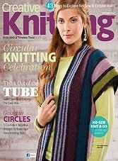 Creative Knitting - Autumn 2013