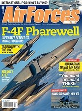 Air Forces Monthly - July 2013