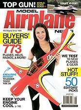 Model Airplane News - August 2010
