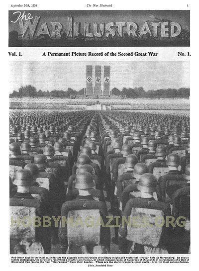 The War Illustrated - September 16th,1939 (Vol.1 No 1)