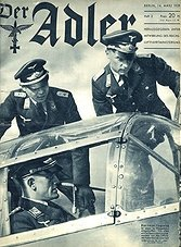Der Adler No.2 - 14 March 1939