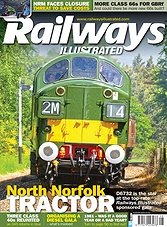 Railways Illustrated - August 2013