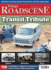 Vintage Roadscene - March 2013
