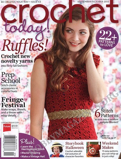 Free Crochet Magazine Subscriptions : ... 2013 ? Hobby Magazines Download Free Digital Magazines And Books