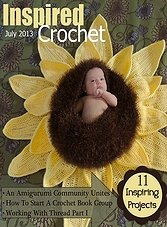 Inspired Crochet - July 2013