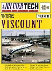 Airliner Tech 11 - Vickers Viscount