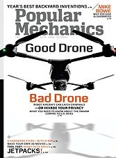 Popular Mechanics - September 2013