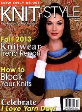 Knit And Style - October 2013