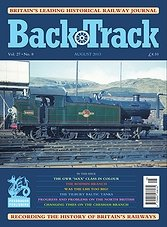 Back Track - August 2013