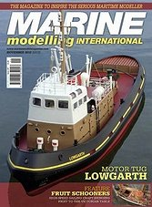 Marine Modelling International - November 2012
