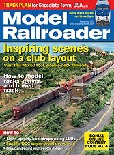 Model Railroader - September 2013