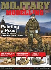 Military Modelling Vol.42 No 8 - August 2012