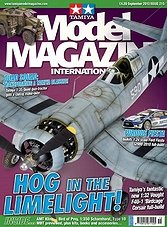 Tamiya Model Magazine International 215 - September 2013