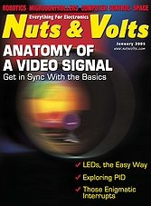 Nuts and Volts - January 2005