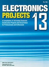 Electronics Projects Vol.13
