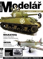 Modelar - September 2009 (Czesh)
